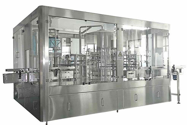 3-10 L Bottle Washing Filling Capping Machine