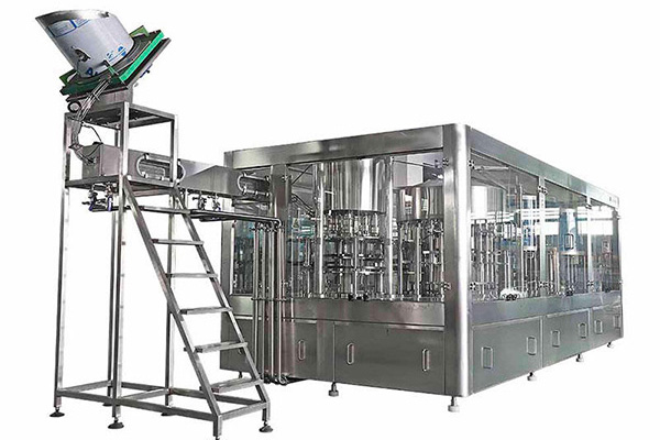 0.1-2 LBottle Washing Filling Capping Machine