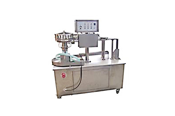 Automatic Ice/Jelly Lolly Filling and Sealing Machine