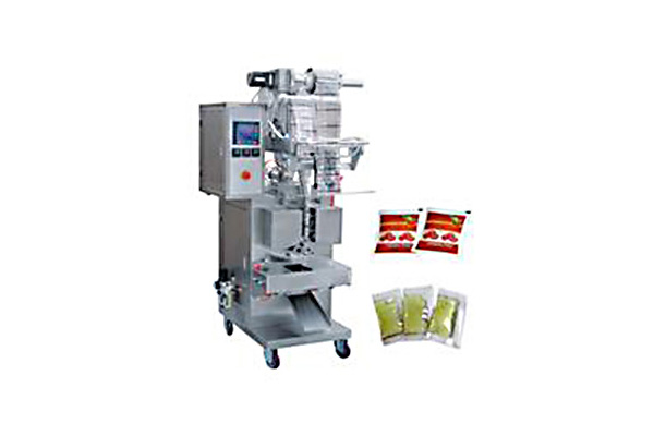 Vertical Form Fill Seal Paste Packing Machine