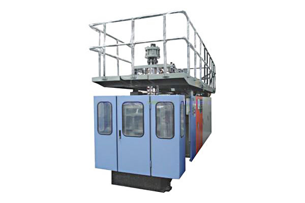 Extrusion Blow Molding Machine (For PC Bottle Making)
