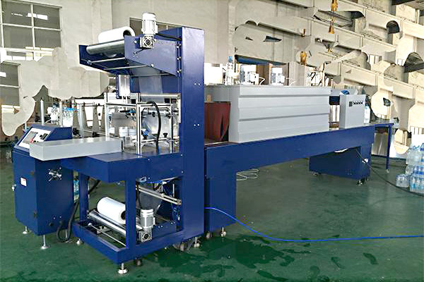 Auto Sealing and Shrink Wrap Machine